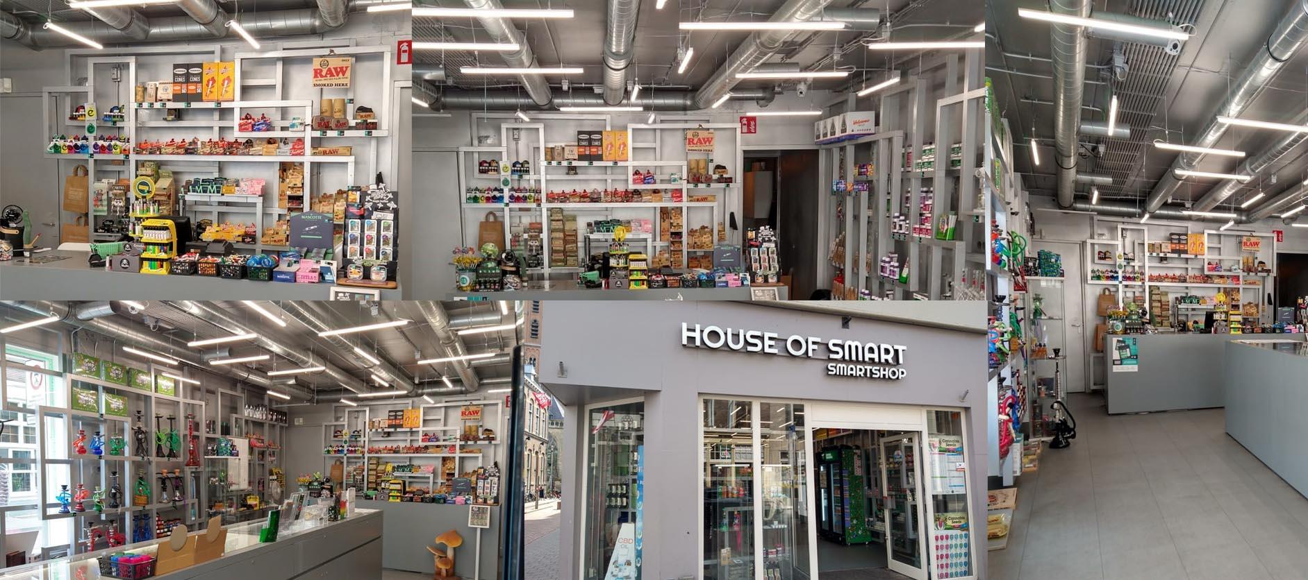 House of smart slider Den Bosch